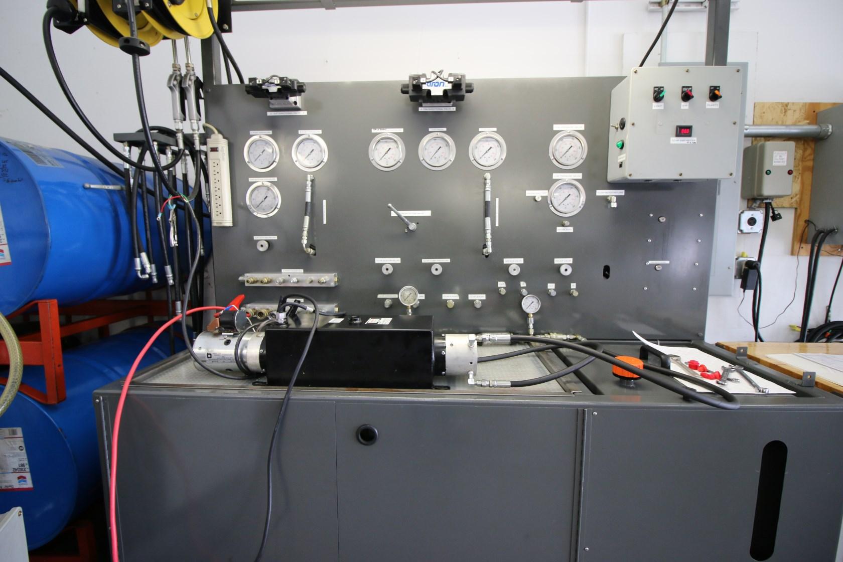 Hydraulic system solutions international fluid power inc