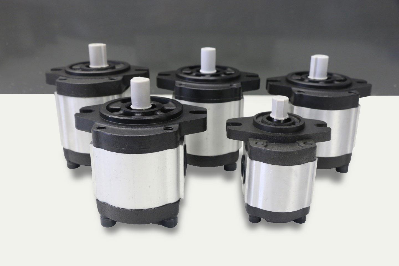 Hydraulic Pumps International Fluid Power Inc