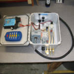 Custom Hydraulic Control Box