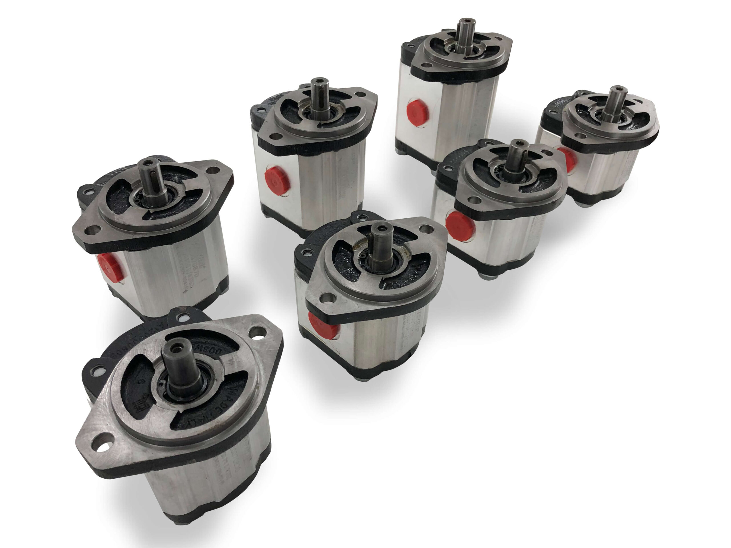 Dana Motion Systems – Oil Technologies (OT) Hydraulic Gear Pumps