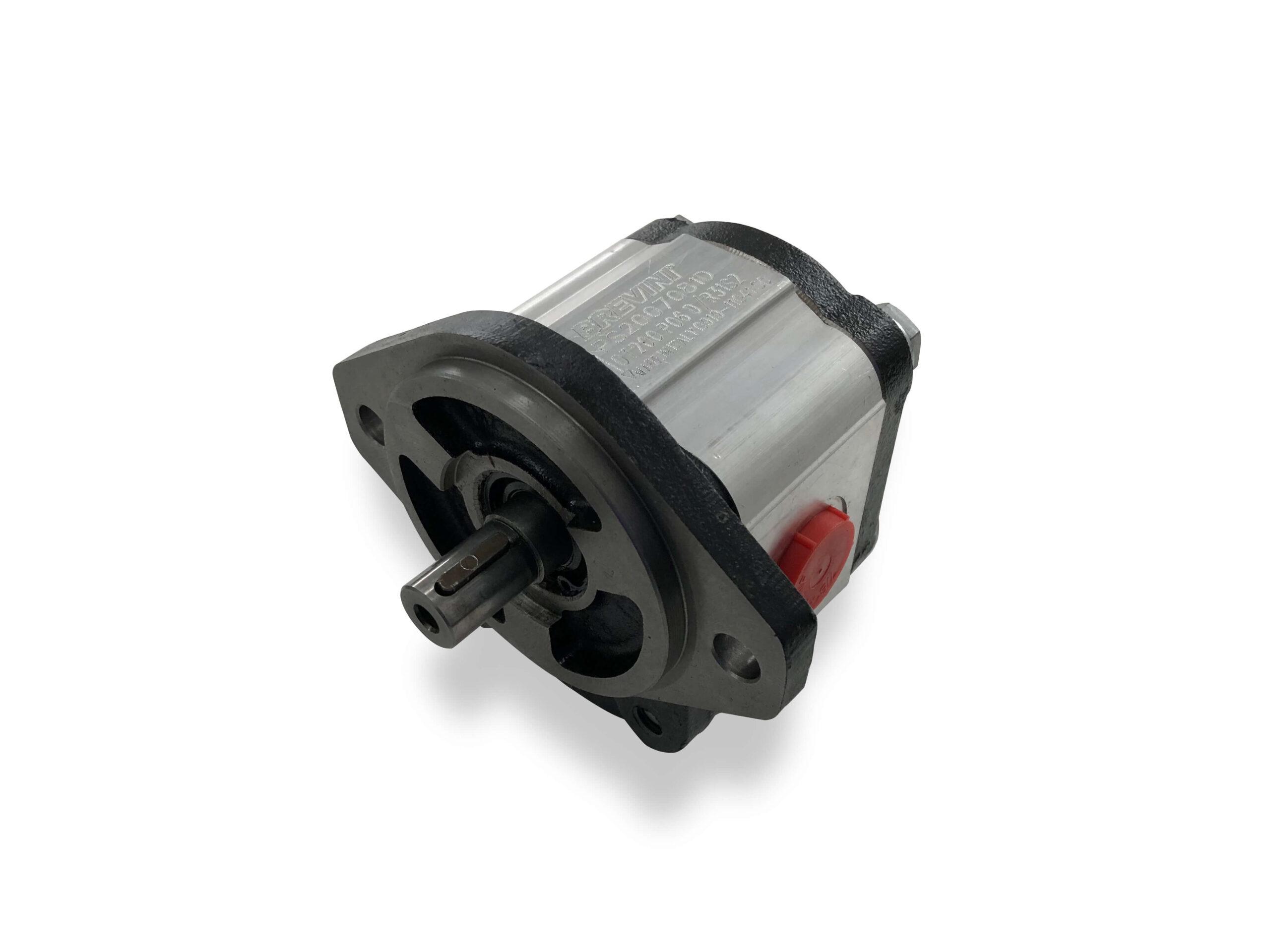 Dana Motion Systems – Oil Technologies (OT) Hydraulic Gear Pumps